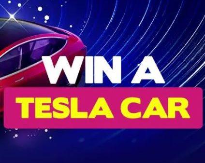 Win A Tesla Model 3 with BitStarz Casino!